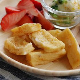 野菜フレンチトースト